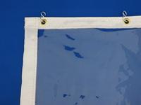 透明ビニールカーテン