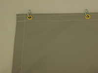 耐熱ビニールカーテン