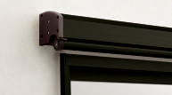アルミ形材色-カームブラック(B7)