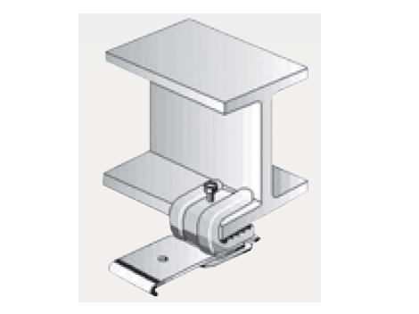 D30 クリップ付天井ブラケット Aタイプの寸法図-4