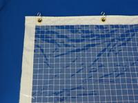 透明糸入りビニールカーテン