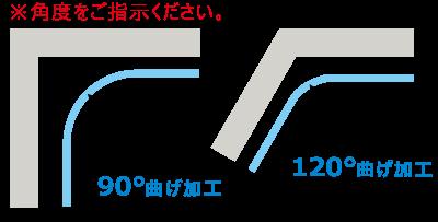 D40カーブレール寸法図