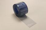 のれん式ビニールカーテン帯電防止防炎透明