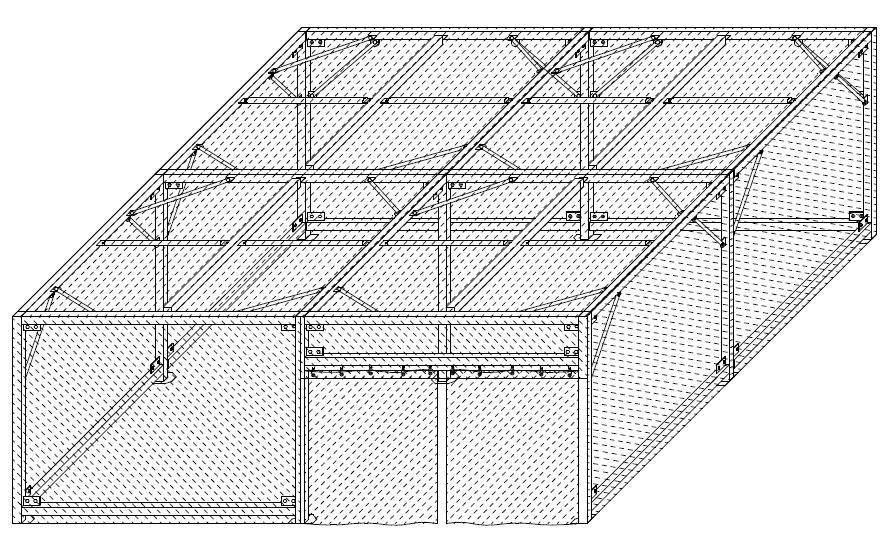 クワトロタイプ外形図