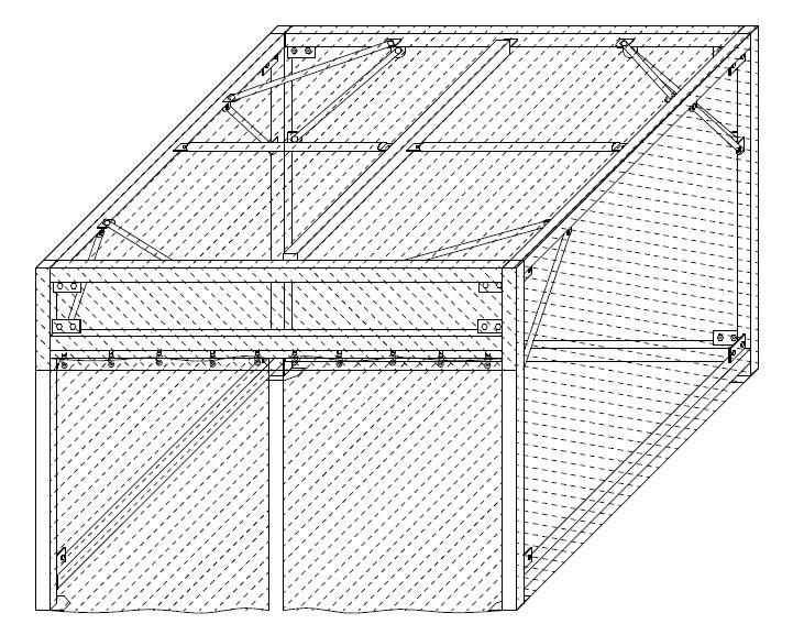 シングルタイプ外形図-1
