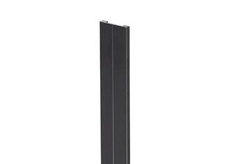 押えバー4m ブラック
