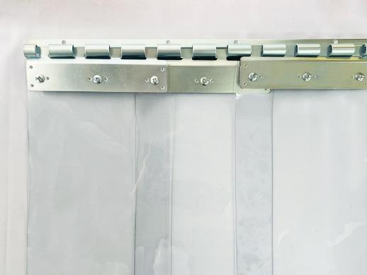 帯電防止防炎透明 2mmt×200mm幅