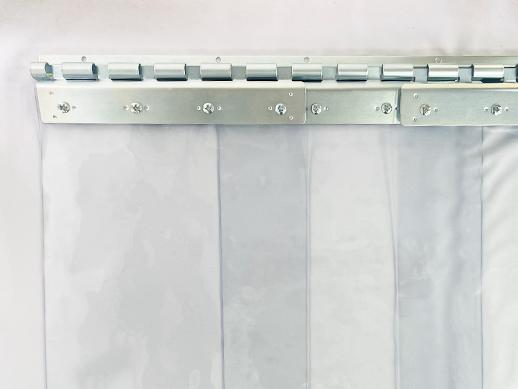 帯電防止防炎透明 2mmt×300mm幅