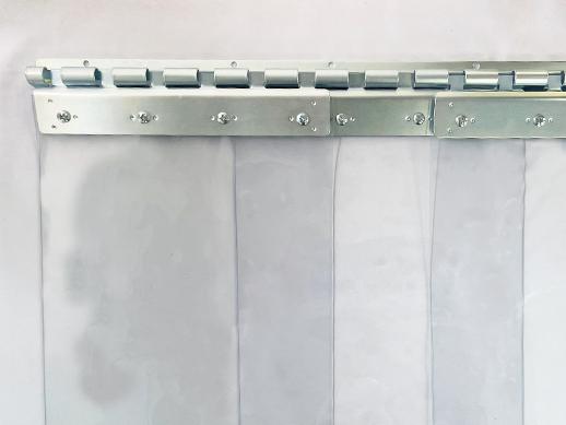 帯電防止防炎透明 3mmt×300mm幅