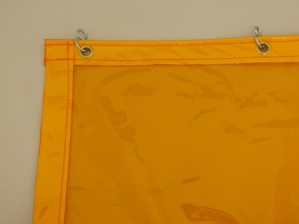 透明ビニールカーテン防虫フラーレ0.3t