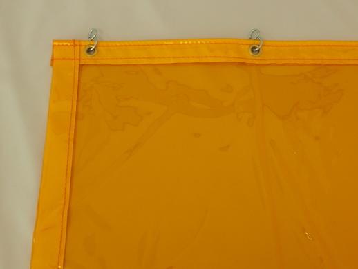 透明ビニールカーテン防虫フラーレ0.5t