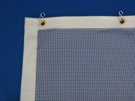 透明糸入ビニールカーテン ET-1600