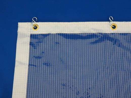 透明糸入ビニールカーテン PI-3300