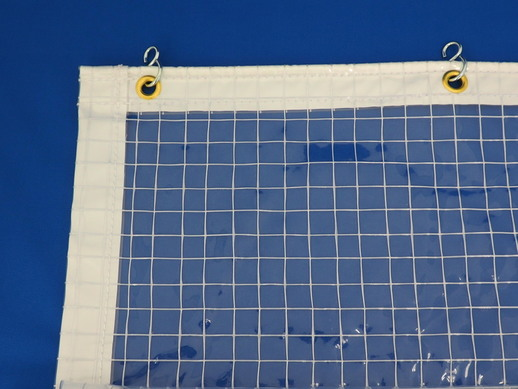 透明糸入ビニールカーテン VT-055