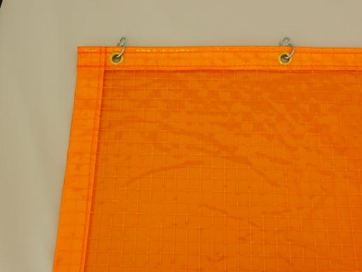 透明糸入りビニールカーテンVT-055B