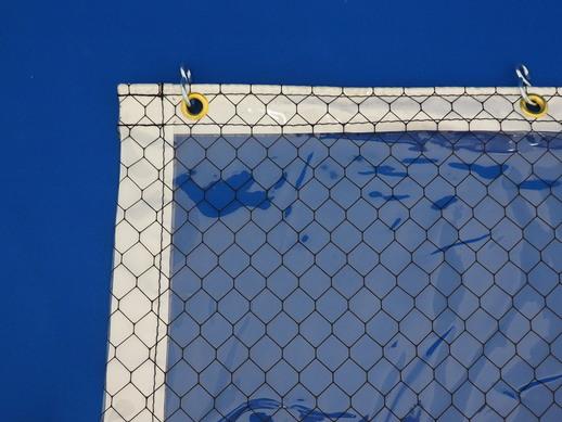 透明ビニールカーテン – セイデンF0.3t