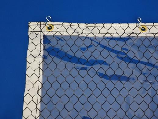 透明ビニールカーテン – セイデンF0.5t