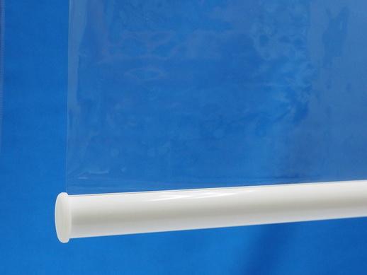 電動ロールスクリーン – 透明RSF-0.3t