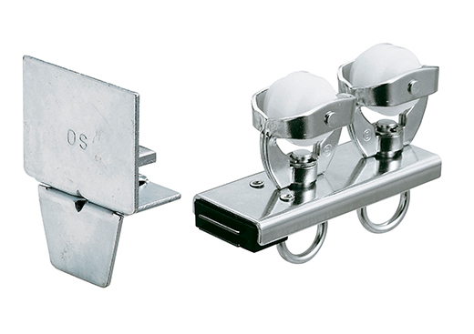 D40 片マグネットランナー(片開)ステージランナータイプ