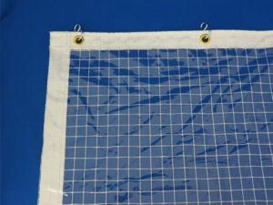 透明ビニールカーテン - フラーレ0.3t
